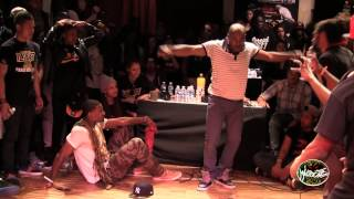 INTERNATIONAL ILLEST BATTLE By MADROOTZ I ALTERNATE JUDGES DEMO TIGHT EYEZ & BIG MIJO