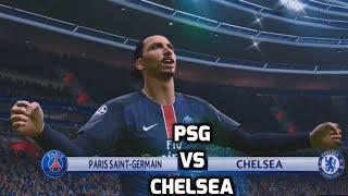 [HD] PSG vs Chelsea UEFA Champions League 16 Février 2016 PES 2016 FR 1080p60