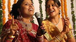 Video Clip - Sasu Lad Mat in Ladies Sangeet