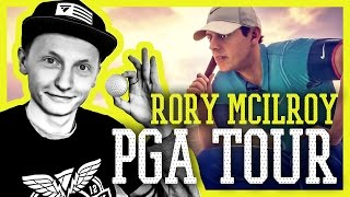 RORY MCILROY PGA TOUR [PS4]: Tutorial & US Open Prologue [Deutsch/German] | Tomy Hawk TV