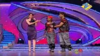 Lux Dance India Dance Season 2 March 06 '10 Jack & Shakti