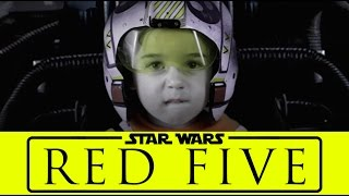 Little Girl Blows Up the Death Star (Trench Run) | FREE DAD VIDEOS