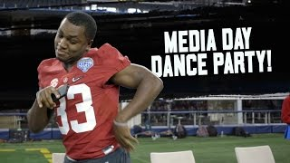 Watch the Alabama football team