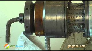Sunflower seeds oil press extraction