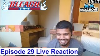 HIdden way to the Tower! - Bleach Anime Episode 29 Live Reaction