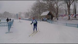 Snow creates excitement at Wirth Park ski events