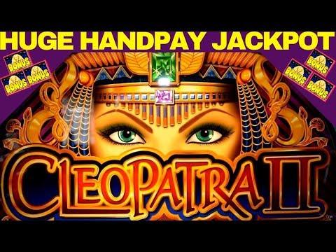 Cleopatra 2 Slot ★MASSIVE JACKPOT HANDPAY!★ 👉RARE RETRIGGERS | Cleopatra Slot JACKPOT WON | NG Slot