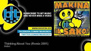 Index - Thinking About You - Remix 2001 - feat. Carla Shilling