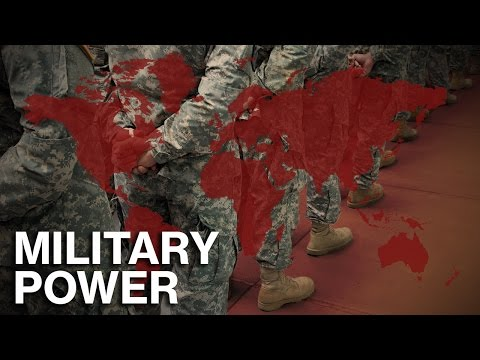watch What Are The World's Most Powerful Militaries?