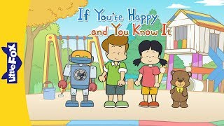 If You're Happy and You Know It | Song for Kids by Little Fox