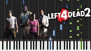 Left 4 Dead 2 - Theme Song [Synthesia Tutorial]