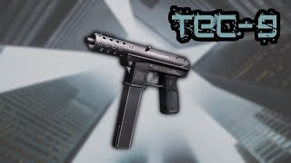 Zula - Weapon of the day #22 | TEC-9 (+4) Pistol | Kills Montage