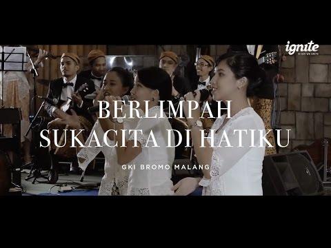 KJ 216 - Berlimpah Sukacita Di Hatiku // GKI Bromo Malang
