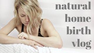HOME BIRTH VLOG | Water Birth & Surprise Gender