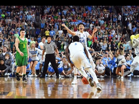 Extended Game Highlights Oregon vs. North Carolina