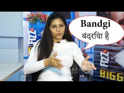 Exclusive Interview: Sapna Chaudhary Makes Explosive Revelations After Eviction From Bigg Boss 11