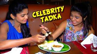 Celebrity Tadka - Dinner With Pooja Sawant & Sanskruti Balgude - Celebrity Kitchen Magic