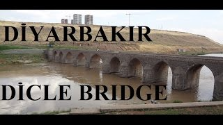 Turkey/Diyarbakır (The Dicle Bridge) Part 26