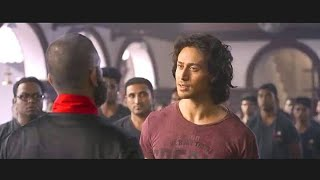 Tiger Shroff wonderful scene video Before start training full movie Baaghi full HD
