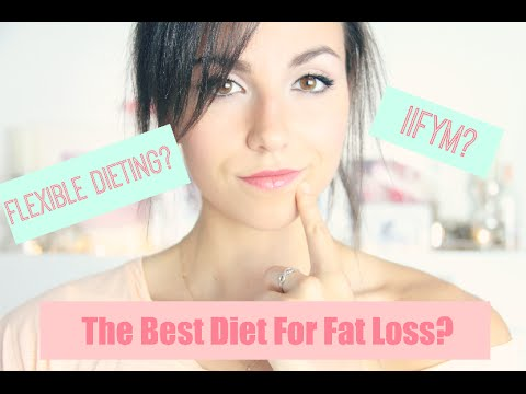 What is IIFYM + Flexible Dieting? Fat Loss Before + Afters!