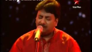 """Aaoge Jab Tum """"Unplugged"""" by Ustad Rashid Khan"""