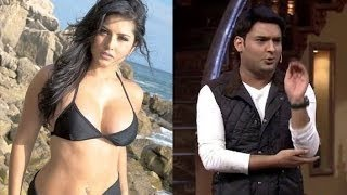 Sunny Leone's SEXY TALKS on Comedy Nights with Kapil 8th March 2014 Full EPISODE