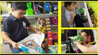Toys review! Hulk Darth