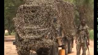 Nigerian Army On Criminals in Falgore Forest, Turns it into Training Ground