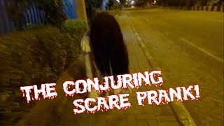 Conjuring 2 Horror Ring Ghost Prank India Funny video 2017