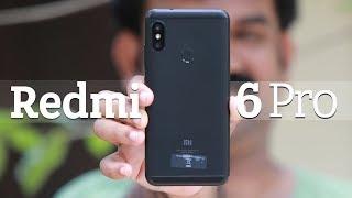Xiaomi Redmi 6 Pro Malayalam Review - Redmi 6 Pro