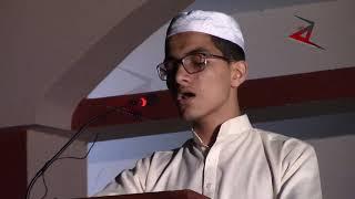 Heart touching Urdu nazam on mother: Maut ki aagosh me jab thak ke so jati hai maa - Shuaib
