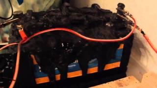 MAGRAV Batterie Experiment Teil 2