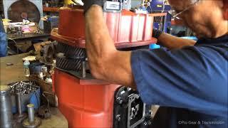 How to rebuild Fuller 18 speed transmission
