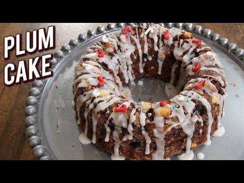 Xxx Mp4 Plum Cake Recipe Non Alcoholic Plum Cake Recipe Eggless Christmas Cake Bhumika 3gp Sex
