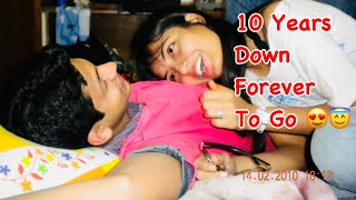 Today is the Day We First Met 10 Years ago | Priya Vlogz | Indian Vlogger | Indian Youtuber