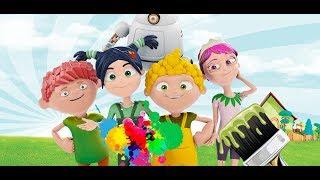 Nane Limon izle - Çizgi film karakterleriyle Renkleri öğreniyorum