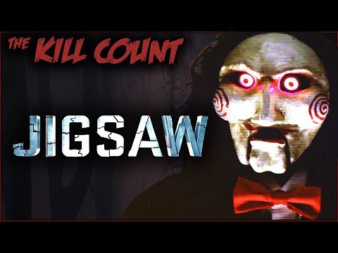 Jigsaw 2017 KILL COUNT
