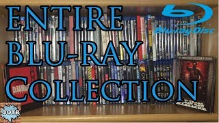 ENTIRE Blu-Ray Collection 2017- Nate
