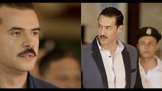 """لحظة القبض علي أحمد بتهمة قتل """" نهي""""  فى الفندق .. مسلسل طعم الحياة"""