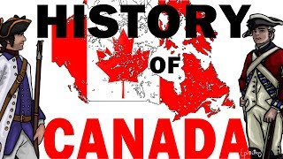 The history of Canada explained in 10 minutes