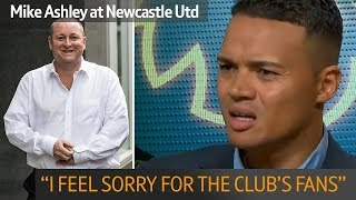 """""""I feel sorry for Newcastle fans!"""" Fascinating chat on Mike Ashley"""