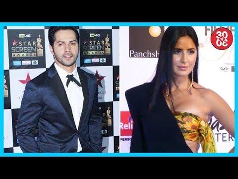 Varun Gives His Award To Salman's 'Tubelight' Fame Matin   Katrina Kaif Looks Up To Sonam Kapoor