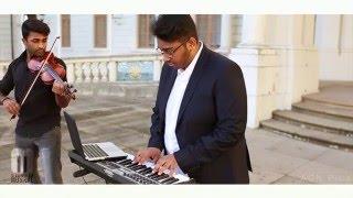 Ilayaraja Cover MashUp - M.Kowtham feat. CJ Germany