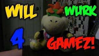 SDB Movie: Will wurk 4 gamez