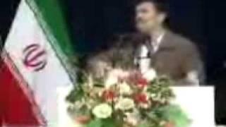 اراجیف احمدی نژاد در اردبیل