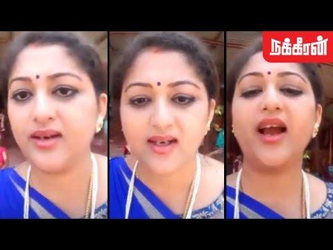 நான் நலமாக இருக்கிறேன் - Deivamagal Gayathri ! Rekha Krishnappa Clarifies Death Rumours