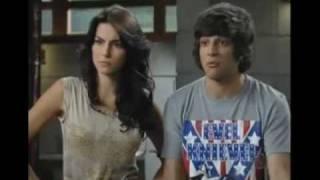 Roberta briga com Tomás e Diego no porão