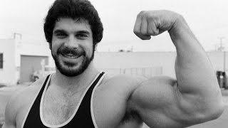 Lou Ferrigno Bodybuilding - National Geographic