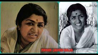LATA JI-Film-GARAM COAT-1955-Ghar Aaja More Raja-[ Great Melody ]