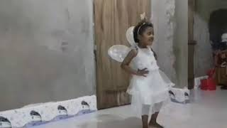 Kuhelika fairy dance practice